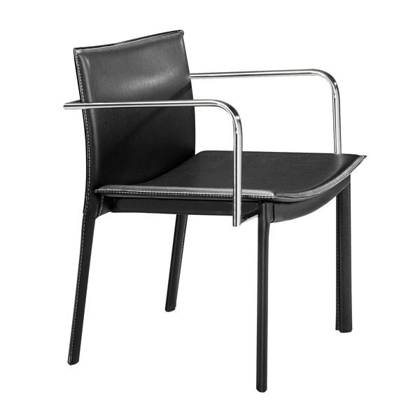 2 HomeRoots Handsome Conference Chairs OCN-24909-OCH-VAR