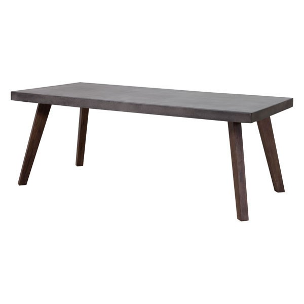 HomeRoots Son Dark Walnut Dining Table OCN-249218