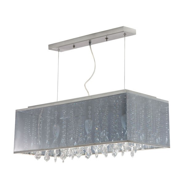 Home Roots Metal Mylar Ceiling Lamp OCN-249364