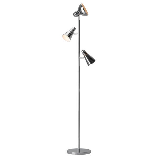 Ocean Tailer Metal Shuttle Floor Lamp OCN-249408