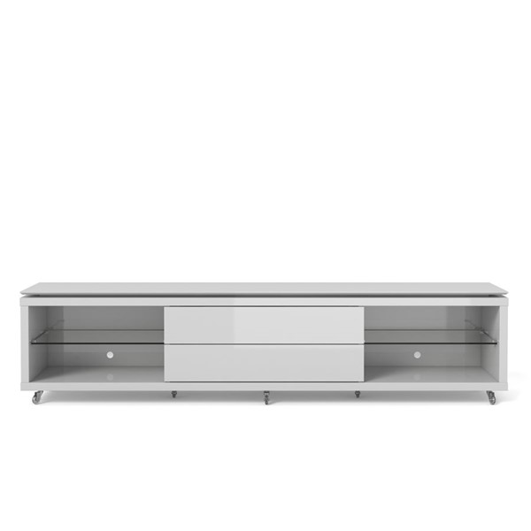 HomeRoots 2.4 TV Stand with Silicone Casters OCN-250511-TS-VAR