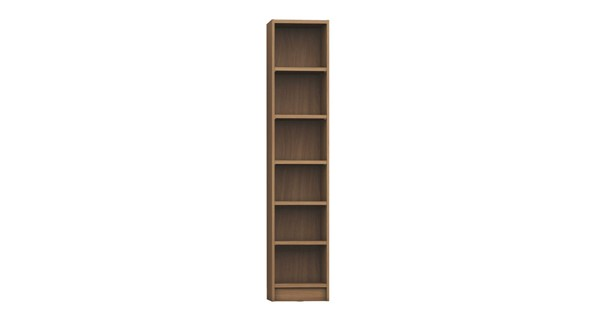 HomeRoots Greenwich Narrow Venti 1.0 Bookcases OCN-250593-BC-VAR