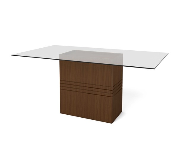 Home Roots 1.6 70.87 In Sleek Tempered Glass Tables OCN-250722-DT-VAR