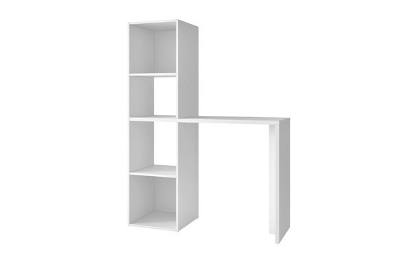 Home Roots Campania Cubby Desk with 4 Shelves OCN-250838-ODL-VAR