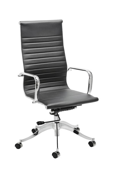 HomeRoots Modern Adjustable Height Office Chair OCN-282913-OCH-VAR