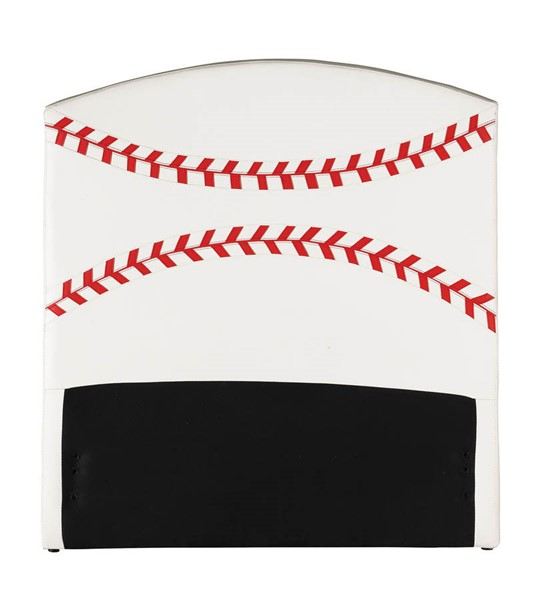 Home Roots Star Twin Baseball Headboard Only OCN-285325