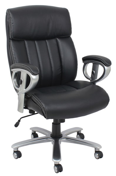 HomeRoots Kera Black Office Chair OCN-285767