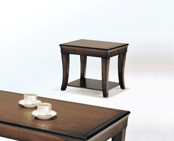 Home Roots Branford Cherry End Table OCN-285846