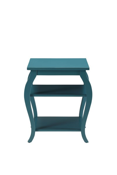 HomeRoots Becci Teal End Table OCN-286312