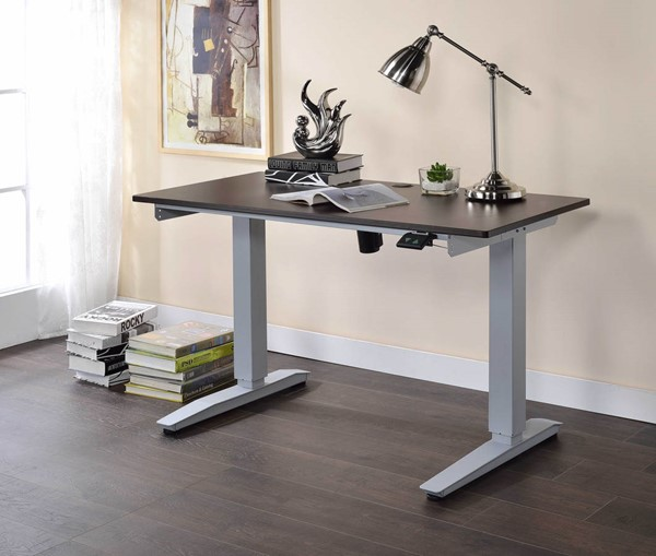 Home Roots Bliss Power Lift Desks OCN-28641-ODSK-VAR