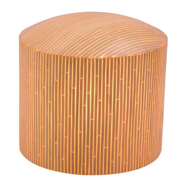 Home Roots Natural Stool OCN-295007