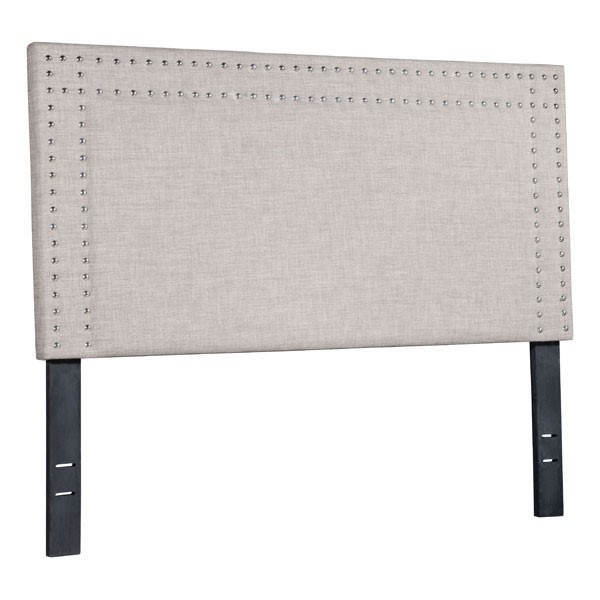 Home Roots Renaissance Gray Full Headboard OCN-296352