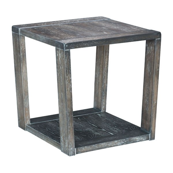 Homeroots Gray End Table OCN-309018