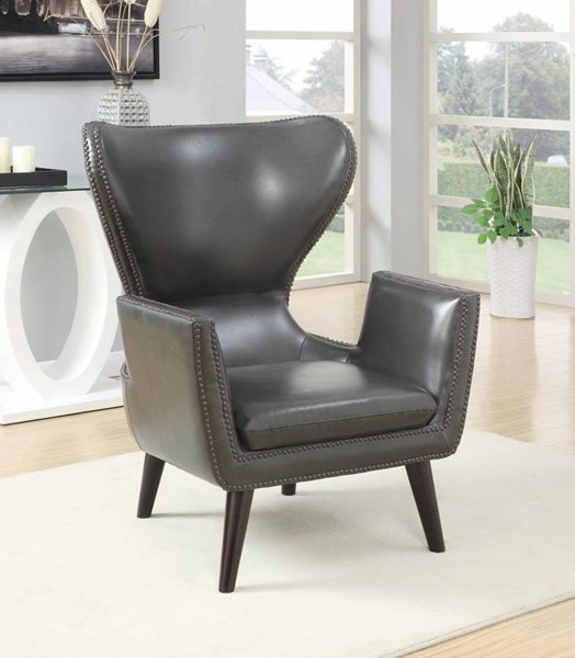 HomeRoots Brown Phenomenal Accent Chair OCN-309767