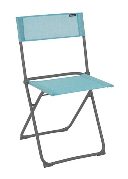 2 Homeroots Lac Fabric Steel Folding Chairs OCN-320632