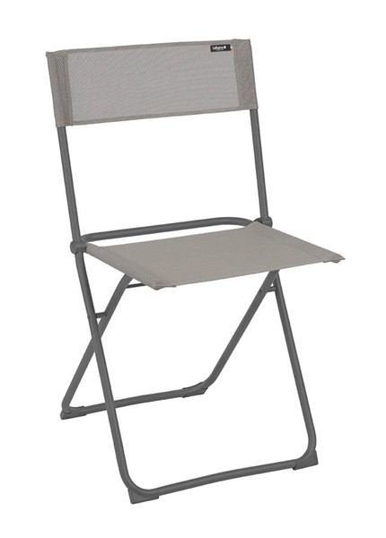 2 Homeroots Terre Fabric Steel Folding Chairs OCN-320634