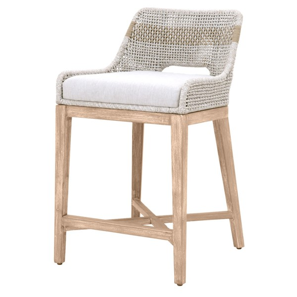 Orient Express Tapestry Taupe White, Orient Express Furniture Counter Stools