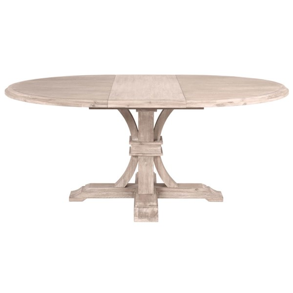 Orient Express Devon Gray 54 Inch Extension Dining Table OEF-6070-NG