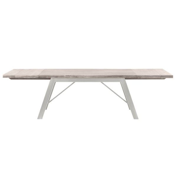 Orient Express Grayson Natural Gray Extension Dining Table OEF-6094-BSTL-NG