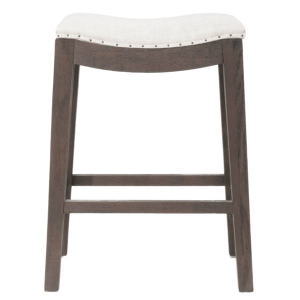 Orient Express Harper Rustic Java Bisque Counter Stool OEF-6415-CSUP-RJAV-BIS