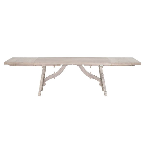Orient Express Haute Natural Gray Extension Dining Table OEF-6093-NG