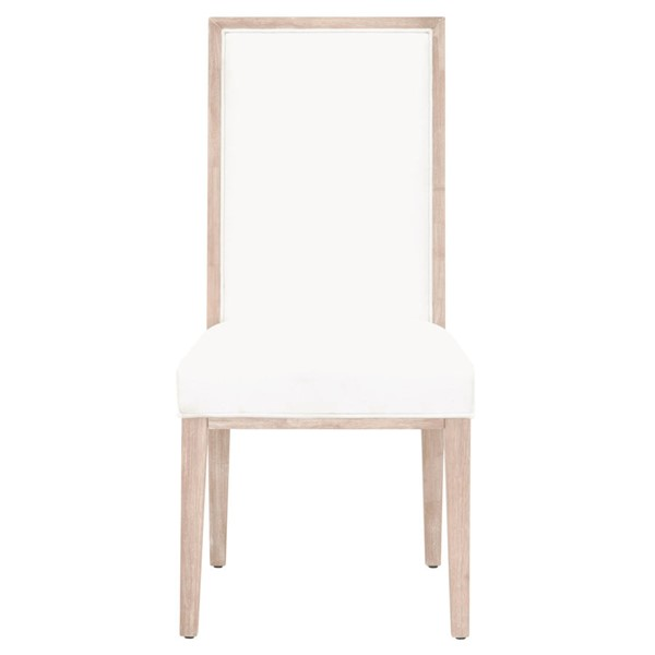 2 Orient Express Martin Gray Dining Chairs OEF-6008-NG-LPPRL