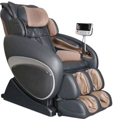 Osaki Charcoal Executive Zero Gravity Massage Chair OS-4000D