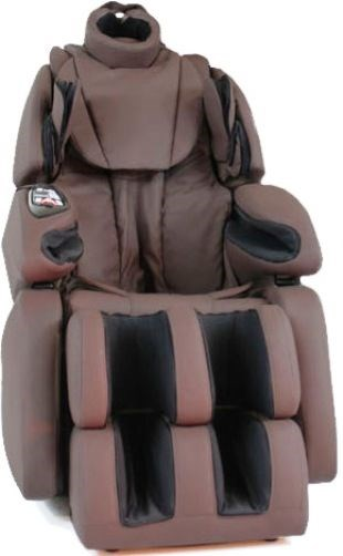 Osaki Brown Executive Zero Gravity S-Track Massage Chair OS-7000B