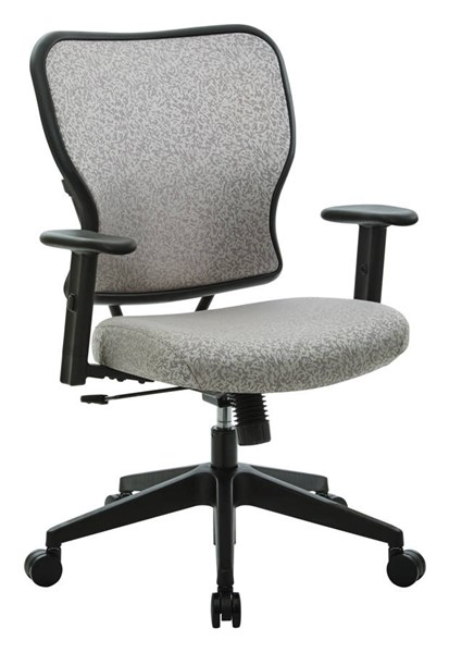 Latte Fabric Deluxe 2 To 1 Mechanical Height Adjustable Arms Chair OSP-213-J11N1W