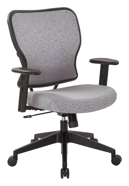 Steel Fabric Deluxe 2 To 1 Mechanical Height Adjustable Arms Chair OSP-213-J99N1W