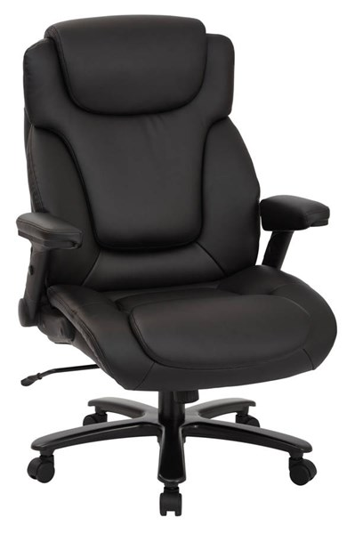 Big & Tall Deluxe High Back Bonded Leather Executive Chair OSP-39200