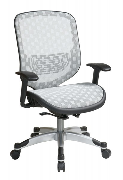 White DuraFlex w/Flow Through Technology Chair OSP-829-R11C628P