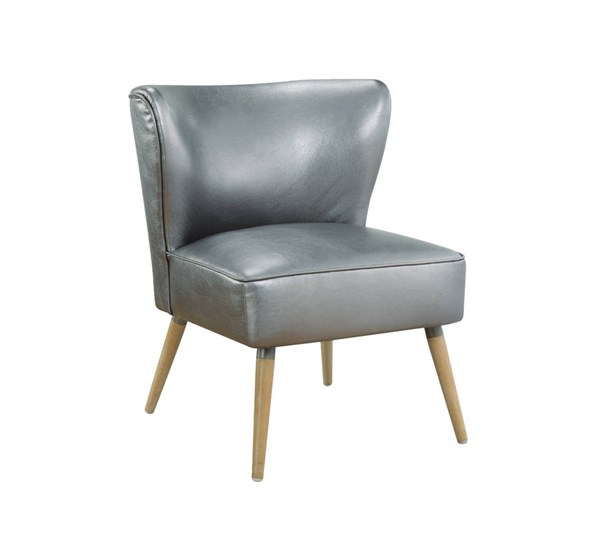 Amity Contemporary Sizzle Fabric with Chrome Legs Side Chair OSP-AMT51-S52-CH-VAR