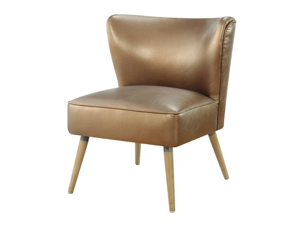 Amity Contemporary Sizzle Copper Fabric with Chrome Legs Side Chair OSP-AMT51-S53