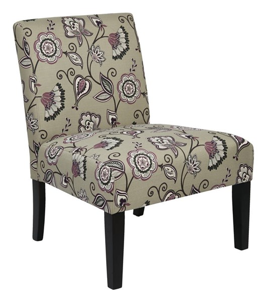 Delano Contemporary Avignon Plum Wood Fabric Desk Chair OSP-BP-DEAC-A21