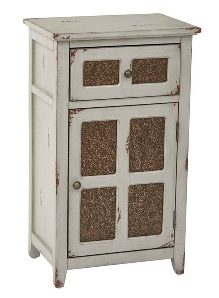 Kenworth Contemporary Grey Wood Storage Cabinet OSP-BP-KWTHCSL-YM19