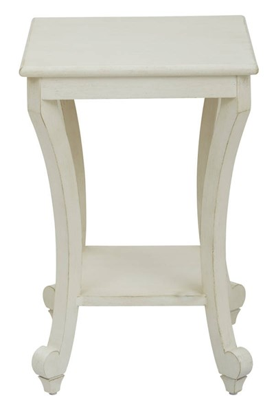 Daren Country Cottage Wood Accent Table OSP-DAR6504-AC1