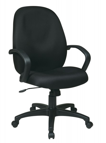 EX Series Black Fabric High Back Managers Executive Chair OSP-EX2654-231