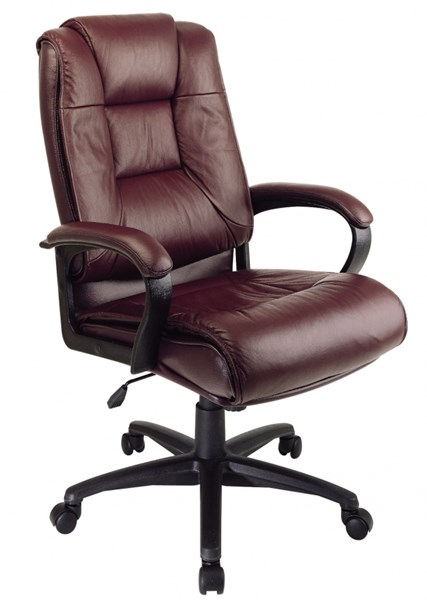 EX Series High Back Glove Soft Leather Executive Chairs OSP-EX5162-CH-VAR