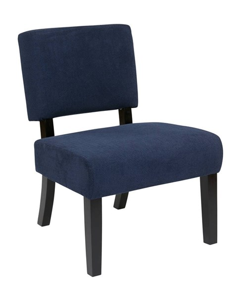 Jasmine Contemporary Shultc Enchantment Fabric Wood Accent Chair OSP-JAS-S33