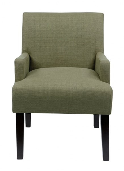 Main Street Seaweed Woven Cushion Back & Arms Guest Chair OSP-MST55-S22
