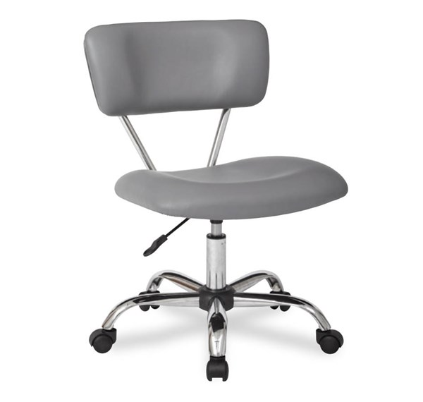Vista Task Office Chair in Faux Leather by Ave Six OSP-ST181-U-CH-VAR