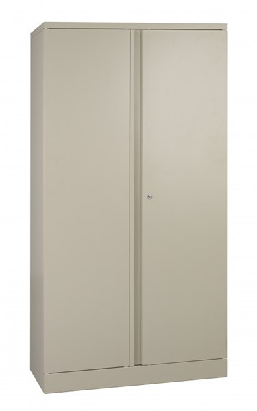 Metal 72 Inch High Storage Cabinet W/4 Adjustable Shelf OSP-ST723618-P OSP-ST723618-P