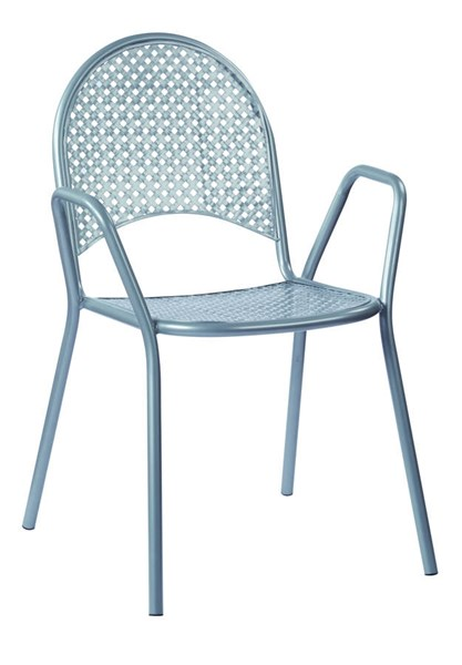 2 STC Series Contemporary Grey Steel Stacking Chairs OSP-STC18A2-2