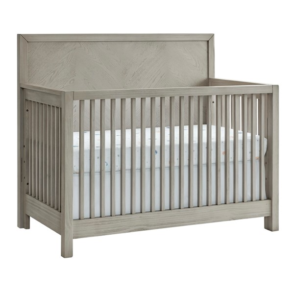 Oxford Phoenix Weathered Oak 4 In1 Convertible Crib OXFD-10611840