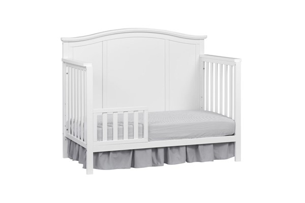 Oxford Emerson Snow White Toddler Bed with Guard Rail OXFD-66011420-66095420