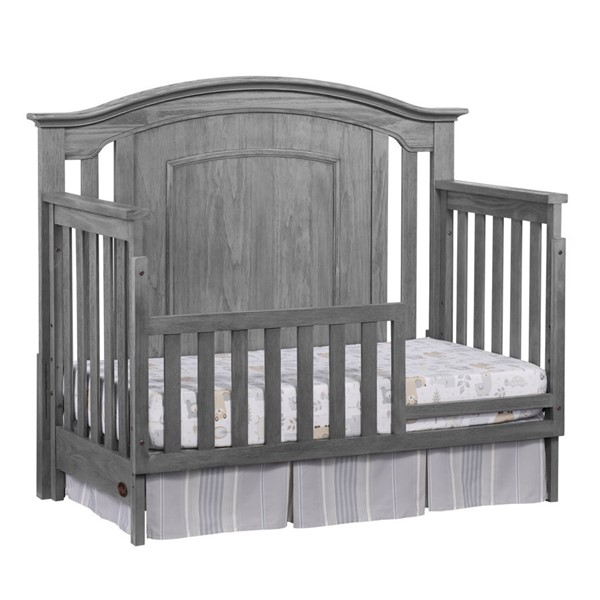 Oxford Willowbrook Toddler Beds with Guard Rail OXFD-28111530-CRB-VAR