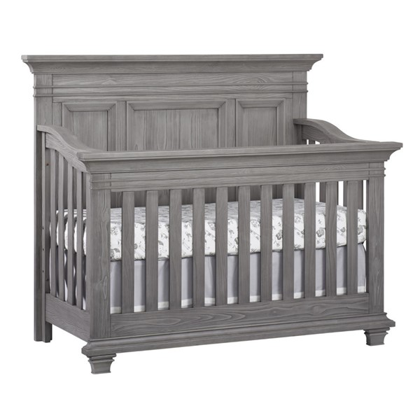 Oxford Westport Dusk Gray 4 In1 Convertible Crib OXFD-19011530