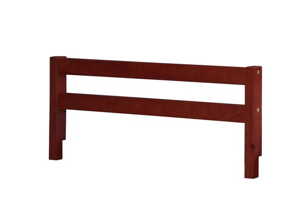 Bronx Mahogany Solid Wood Rail Guard ( L 42.50 x W 14.50 ) PIF-1002