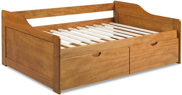 Rio Solid Wood Twin Daybeds PIF-132-DB-VAR